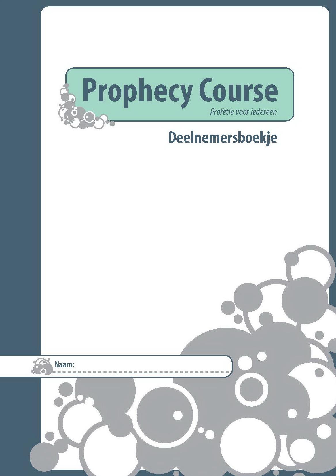 Prophecy Course (deelnemers)
